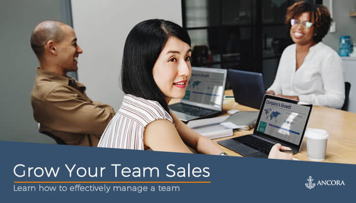 Grow Your Team Sales cover image
