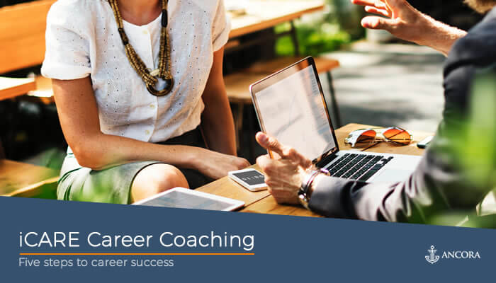 iCare Career Coaching cover image